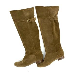 Jessica Simpson Over The Knee High Boots Size 9